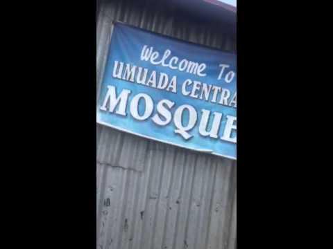 MCAN NATIONAL-UMUADA MOSQUE,ABA