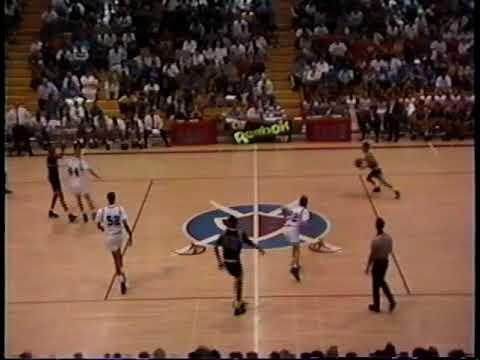 Basketball 1992 East Bakersfield Vs Artesia