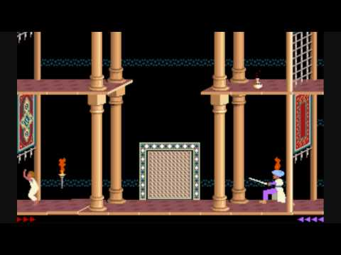 Prince of Persia tricks