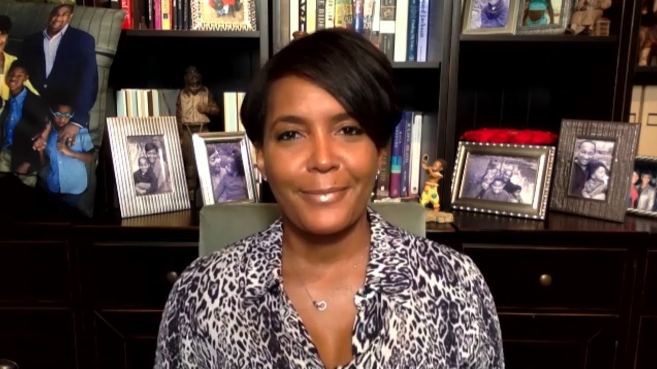 Mayor Keisha Lance Bottoms Views Her Job Through the Lens of a Mother