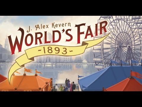 First Play: World's Fair 1893