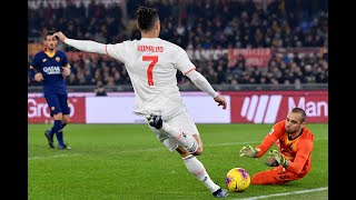 روما 1-2 يوفنتوس | يوفنتوس ينتصر وينفرد بالصدارة | الجولة 19