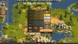 The Settlers Online  - Beginner Guide II. - Geologist Skill Build - Greenpaw Way