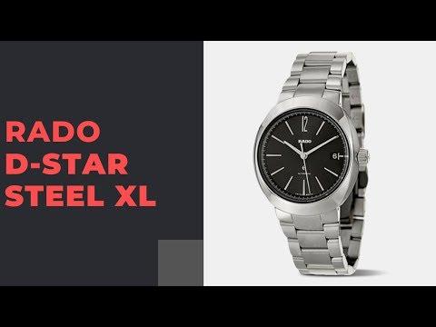 Rado D-Star Steel