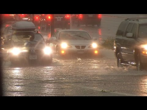 """100-year Flood"" hits Maple Grove, Brooklyn Park"