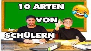 10 ARTEN VON SCHÜLERN | TBATB
