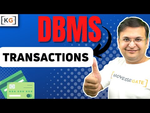 Part 6.2 Transaction in Dbms | Marks distribution | Transaction and concurrency control | DBMS