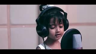 Woooowww !! Imutnya anak ini bawa lagu india