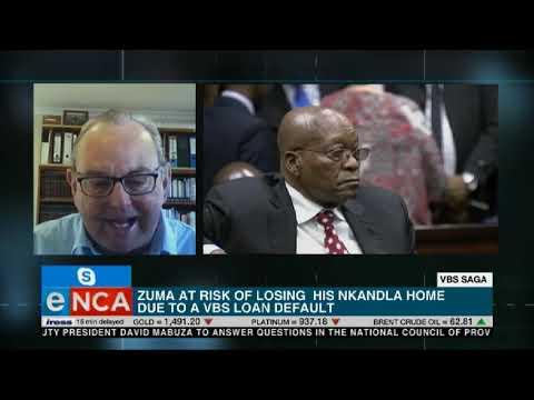 Former President Jacob Zuma could lose his Nkandla home