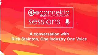 An interview with Rick Stainton, One Industry One Voice