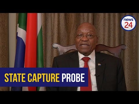 WATCH: Zuma surprises SA, announces state capture commission