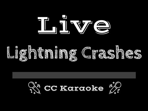 Lightning Crashes is listed (or ranked) 20 on the list The Best '90s Karaoke Songs