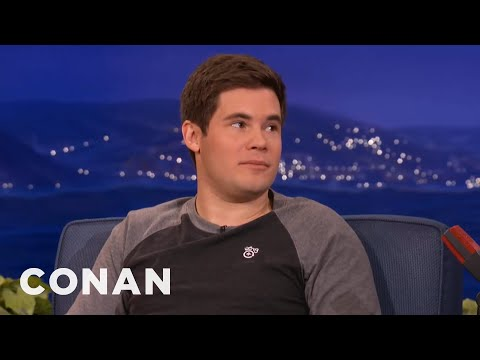 Adam DeVine Is A RatSlaying Expert