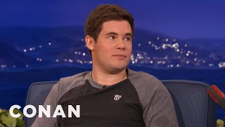 Adam DeVine Is A Rat-Slaying Expert