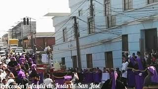 Resumen de la Procesión Infantil de la Venerada Imagen de Jesús de los Milagros