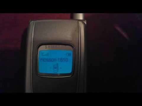 Samsung S500 incoming call