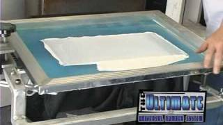 Screen Printing: The Ultimate Number System