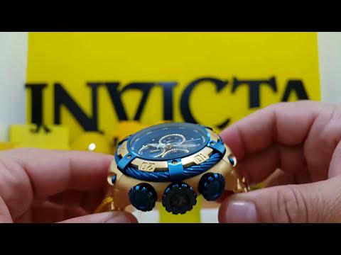 2a2bf8fc11a Invicta 15462 Reserve Venom Chronograph Bracelet Watch by Time Visions