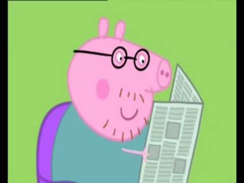 Peppa Pig Season 2 Episode 2 Daddy Loses His Glasses