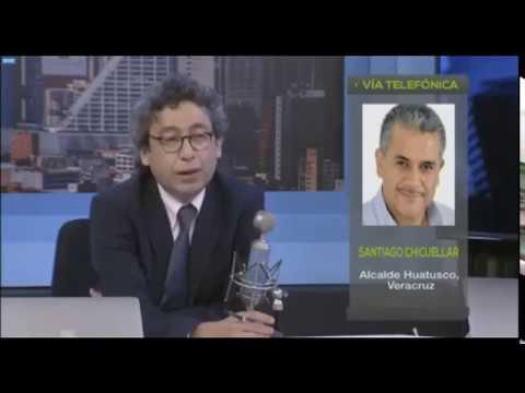 Alcalde de Huatusco Veracruz en Atando Cabos (Entrevista Radio Fórmula)