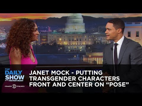 "Janet Mock – Putting Transgender Characters Front and Center on ""Pose"" 