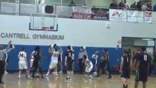 ballard high school vs trinity high school 7th region tournament