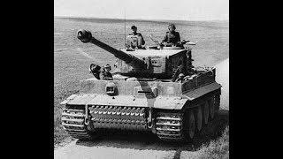 История танков Противостояние танков СССР Германия Вторая Мировая война