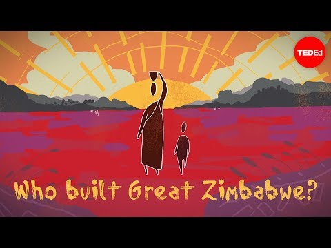Video image: Who built Great Zimbabwe? And why? - Breeanna Elliott