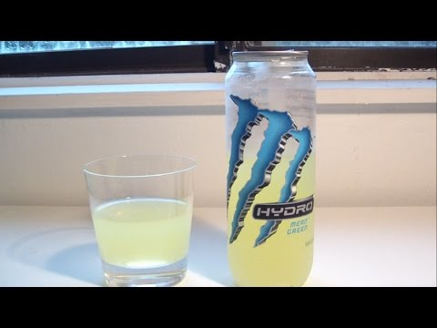 "TPX Reviews - ""Monster Energy: Hydro (Mean Green)"""