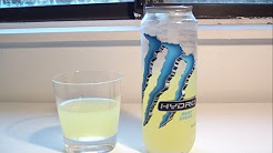 """TPX Reviews - """"Monster Energy: Hydro (Mean Green)"""""""