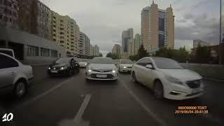 Дорожные конфликты, не на того нарвались, быдло за рулём, подборка дтп часть 7
