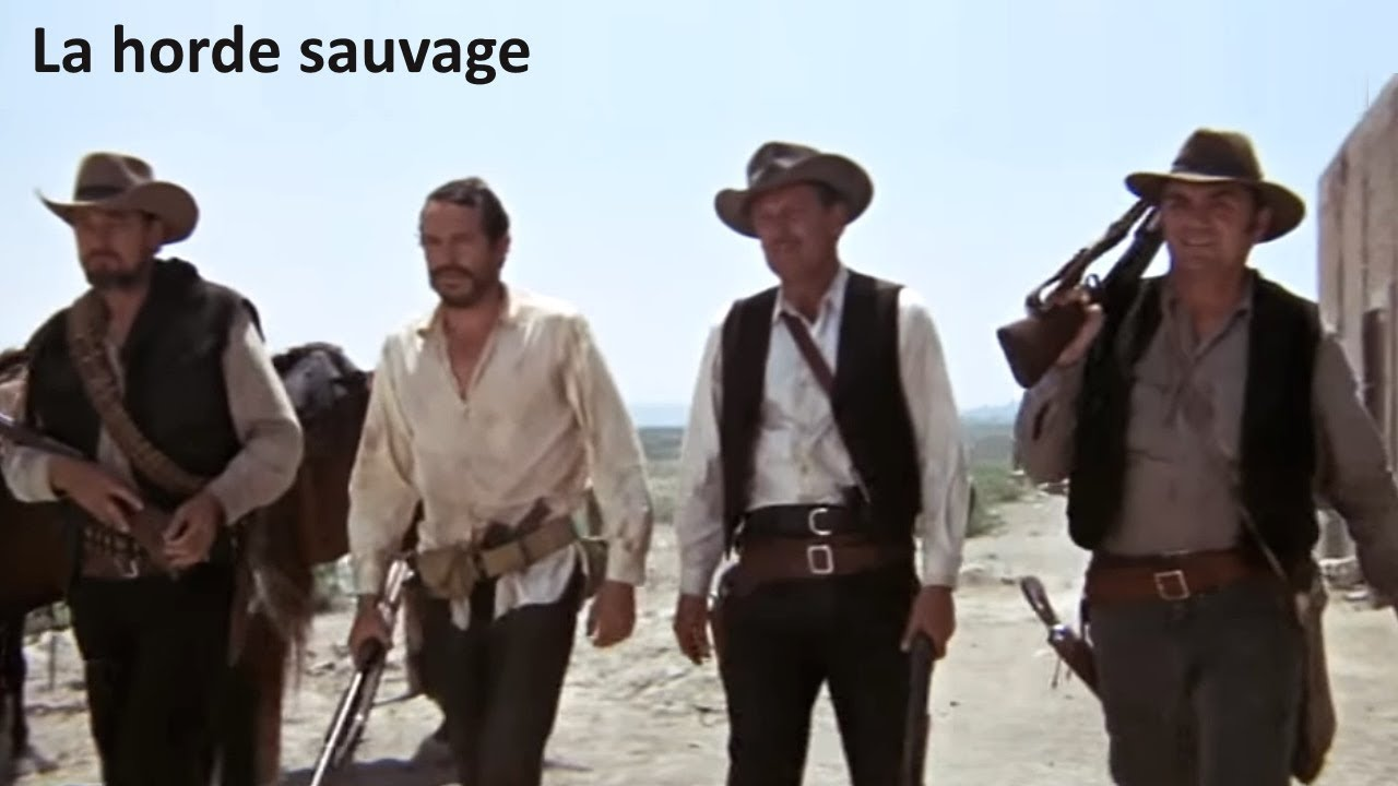 Download La horde sauvage 1969 (The Wild Bunch) - Casting du film réalisé par Sam Peckinpah