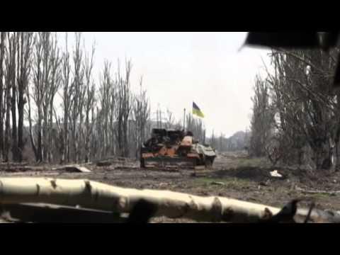 East Ukraine Tension: Ukrainian troops report scattered fighting in Donetsk and Luhansk regions