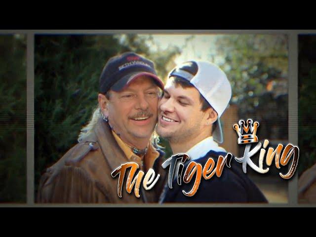 Joe Exotic The Tiger King w/ David Spade, Theo Von and Brendan Schaub