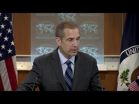Daily Press Briefing - March 10, 2016