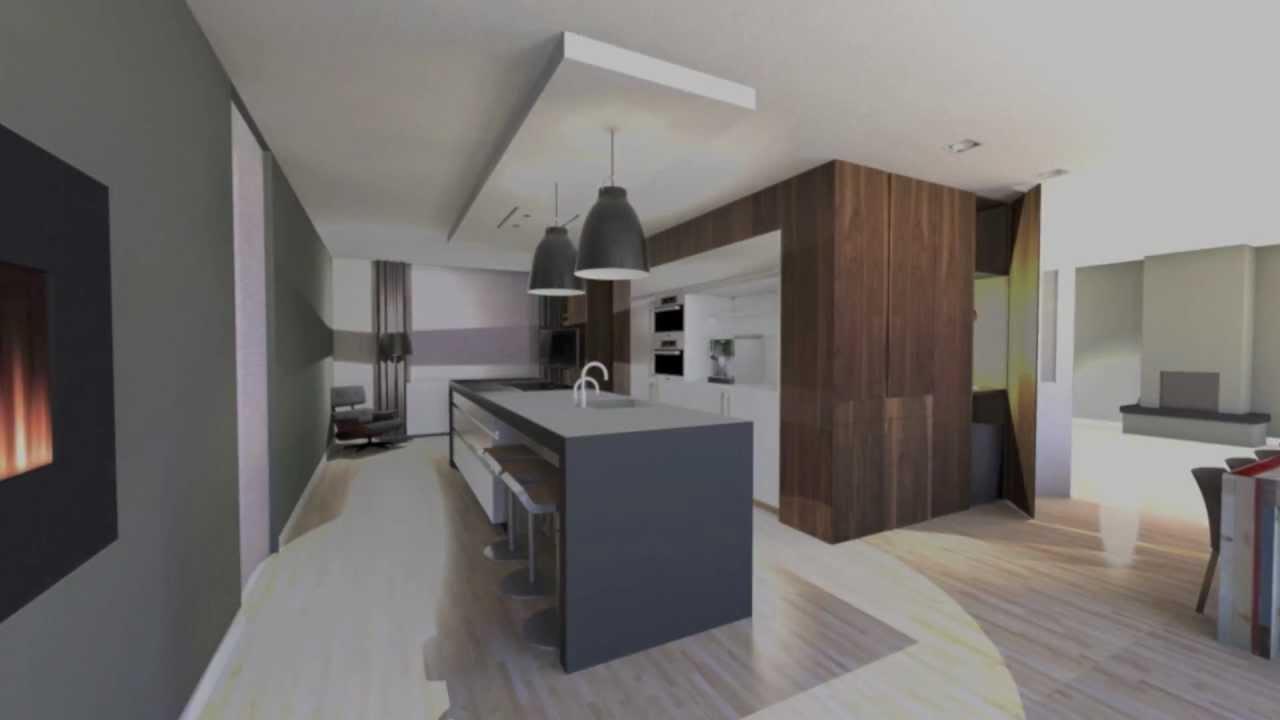 Design Keuken Op Maat : Design Keuken op Maat Open keuken Keuken openbreken – YouTube