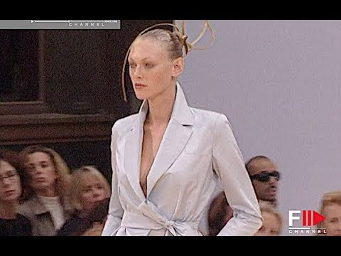 NINA RICCI Spring Summer 2000 Paris - Fashion Channel