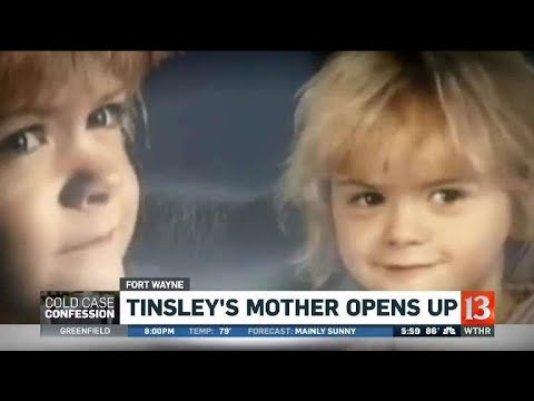 Tinsley's mom opens up