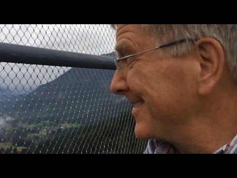 Walking on Air at Ehrenberg