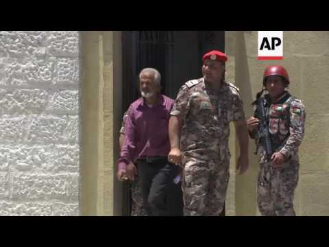 Jordanian on trial for murder of 3 US soldiers