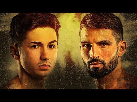 Leo Pinto vs. Mehdi Zatout   Road To ONE: NO SURRENDER II