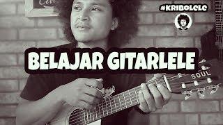 Belajar Guitalele/Gitarlele #kribolele