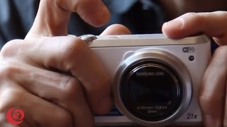 Samsung WB350F Hands on Review