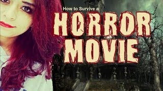 How to Survive a Horror Movie #1 (Keep Your Phone on Silent)