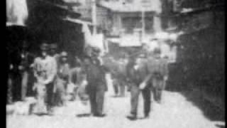 1900 Scene in Chinatown