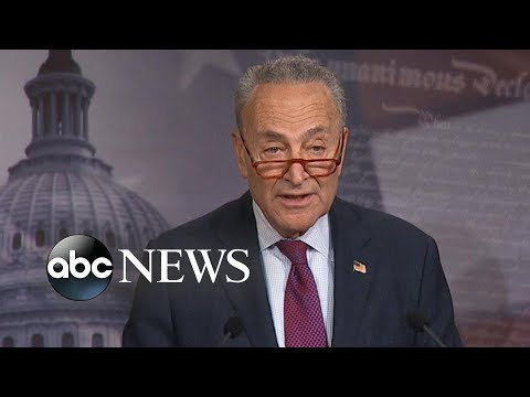 Sen. Schumer calls on Republicans to 'do their duty' l ABC News