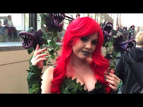 Wizard World Comic Con 2015 Raleigh NC Cosplay Music Video (Retroresource)