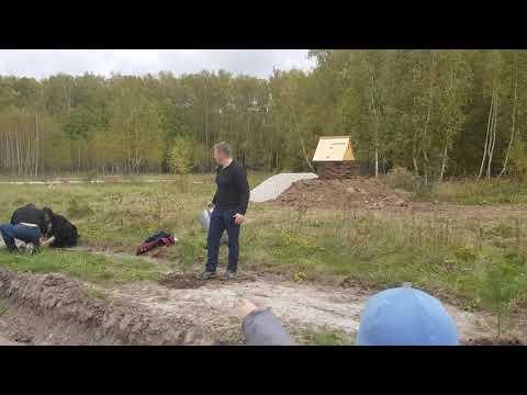 Соседи посадили сосны в деревне Фёдора Конюхова