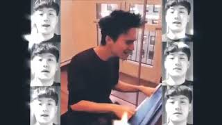 Jacob Collier - Best Part Acapella Cover