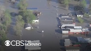 Investigators to examine safety issues that may have worsened Michigan flooding
